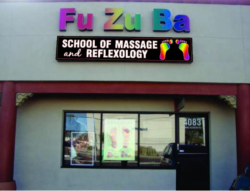 FuZuBa School of Massage and Reflexology 按摩学校- Las Vegas