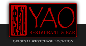 YAO Restaurant & Bar - Houston休斯敦姚明中餐厅