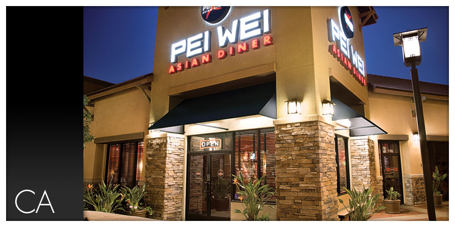 PEI WEI - Houston