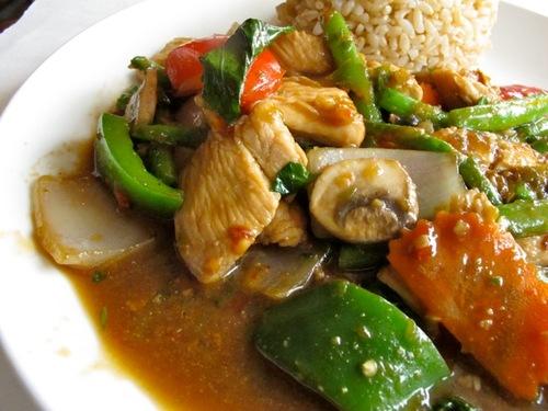 Thai Bistro 泰国风味餐厅- Houston