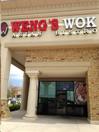 Weng's Wok Asian Bistro - Conroe